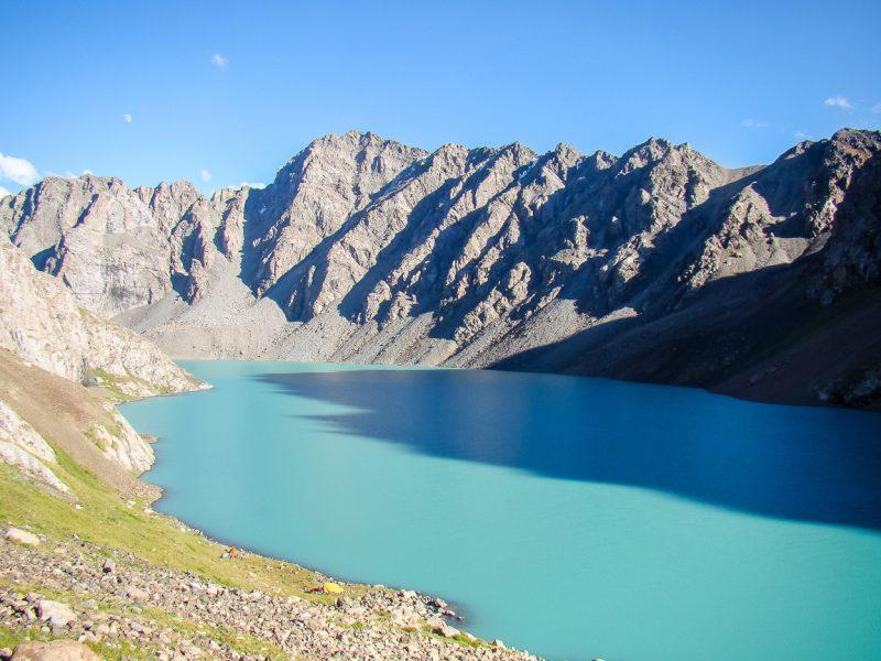Reizen door Kirgizië in Centraal Azië (14)