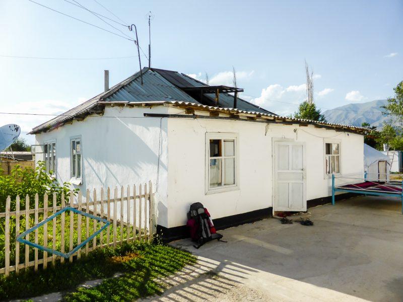 Reizen door Kirgizië in Centraal Azië (20)