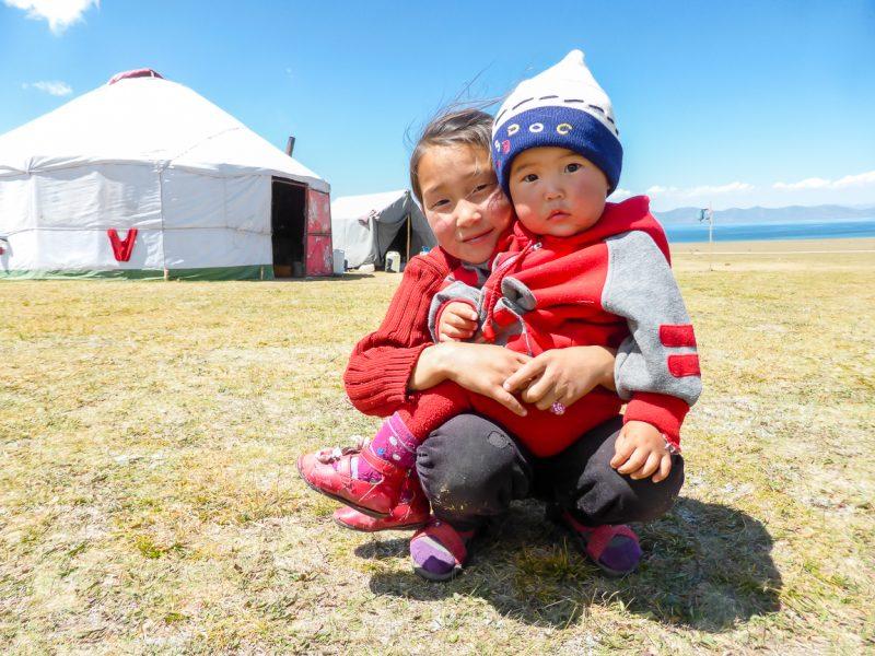 Reizen door Kirgizië in Centraal Azië (24)