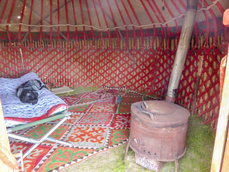 Reizen door Kirgizië in Centraal Azië (29)