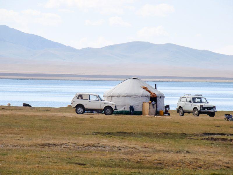 Reizen door Kirgizië in Centraal Azië (3)