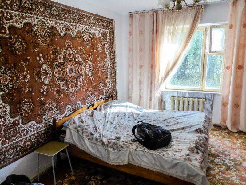 Reizen door Kirgizië in Centraal Azië (57)