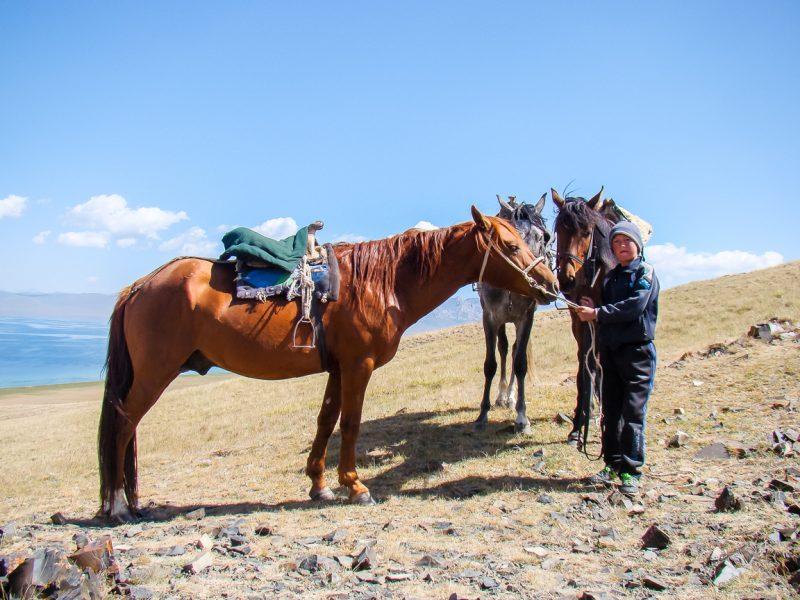 Reizen door Kirgizië in Centraal Azië (6)