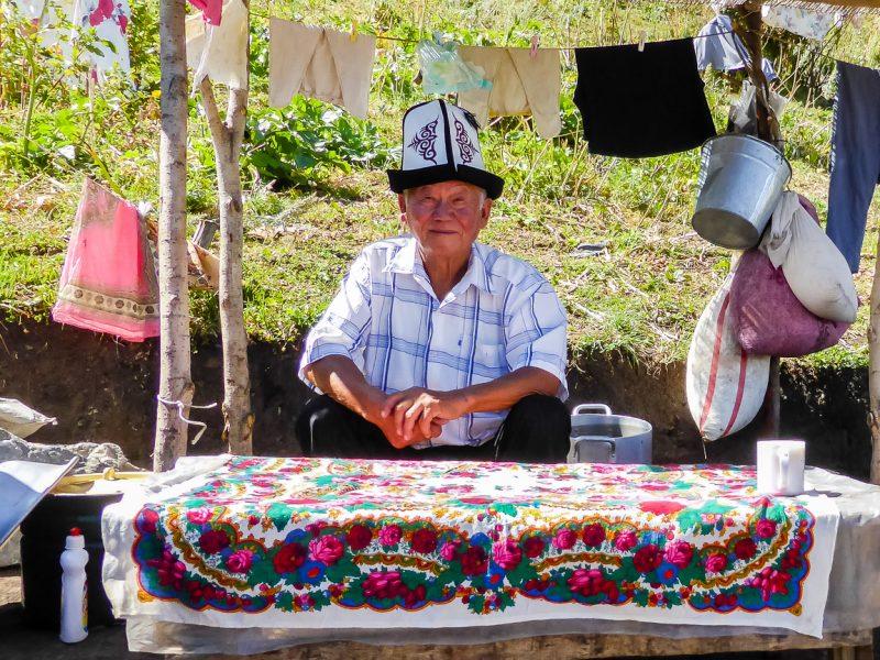 Reizen door Kirgizië in Centraal Azië (19)