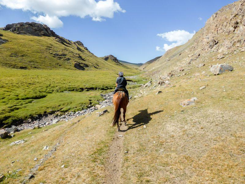 Reizen door Kirgizië in Centraal Azië (33)