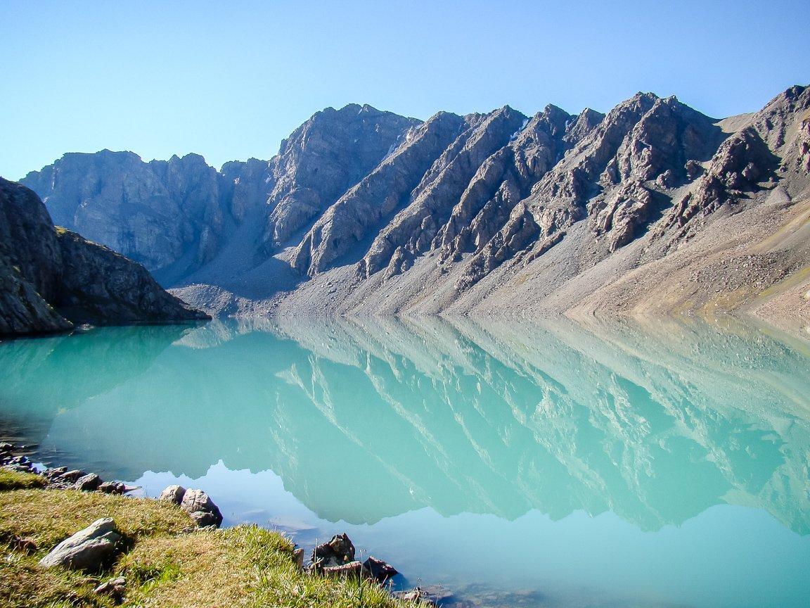 Reizen door Kirgizië in Centraal Azië (15)