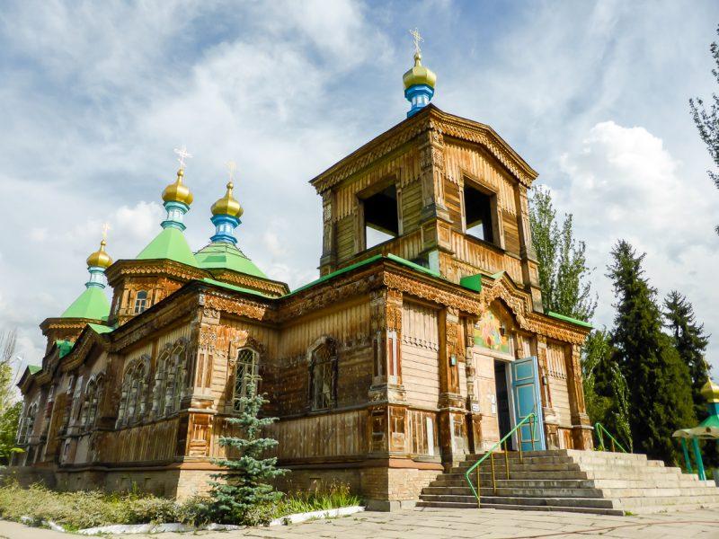 Reizen door Kirgizië in Centraal Azië (56)