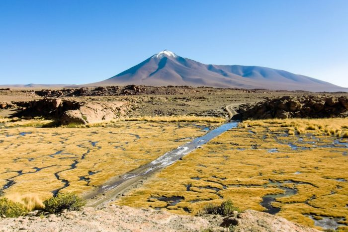 Soniquera bij Uyuni, Bolivia