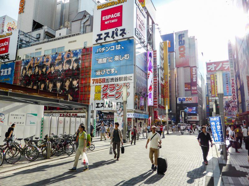 Bezienswaardigheden in Tokyo, Japan (12)
