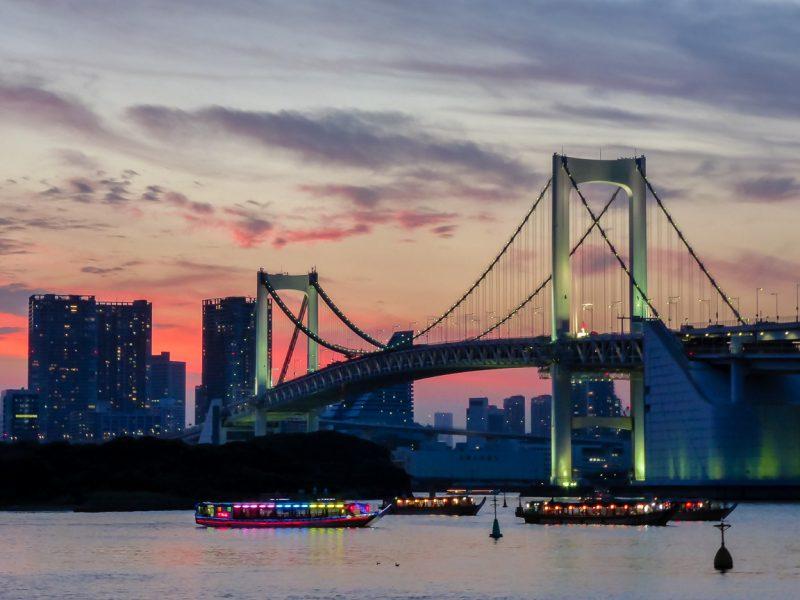 Bezienswaardigheden in Tokyo, Japan (17)