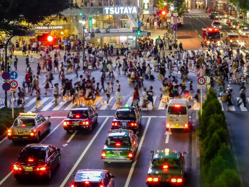 Bezienswaardigheden in Tokyo, Japan (19)
