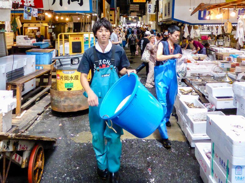 Bezienswaardigheden in Tokyo, Japan (5)