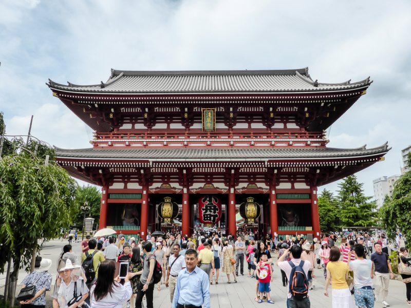 Bezienswaardigheden in Tokyo, Japan (9)
