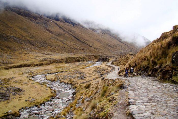 De Incatrial El Choro, Bolivia