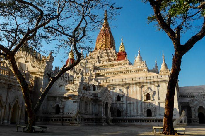 Ananda tempel in Bagan, Myanmar