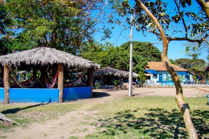 Pousada Santa Clara in de Pantanal, Brazilië