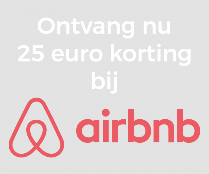 Korting bij Airbnb