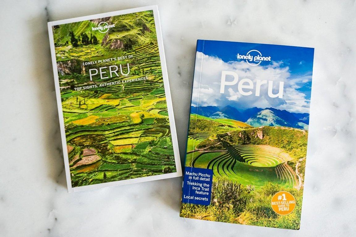 Reisgidsen Lonely Planet Best of Peru - Beste Reisgids Vergelijking