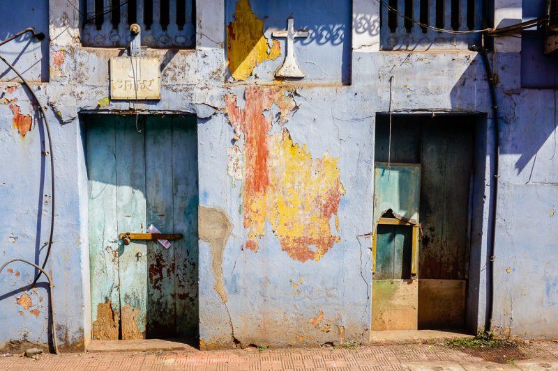 Panjim en Oud Goa proef de Portugese sfeer in India