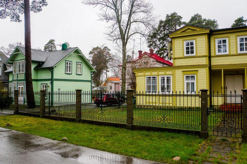 Dagtrips vanuit Riga - Jurmala