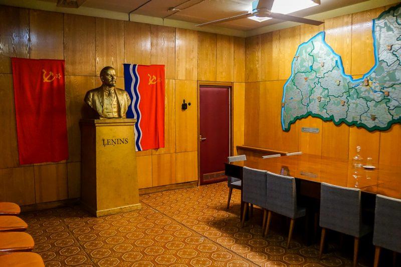 Dagtrips vanuit Riga - Sovjetbunker in Ligatne 1