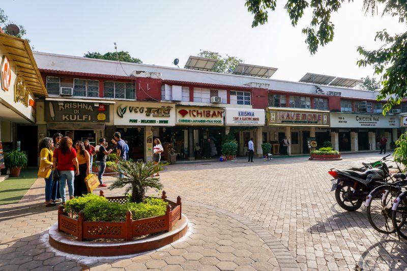 De restaurants met de beste butter chickens van India op Pandara Road