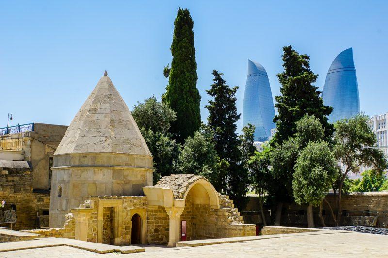 Paleis van Baku, Azerbeidzjan