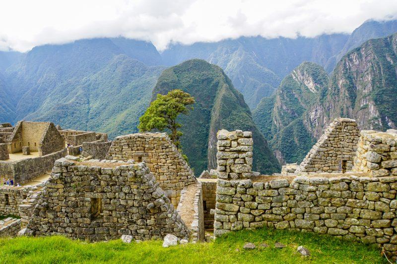 Machu Picchu in Peru bezoeken (1)