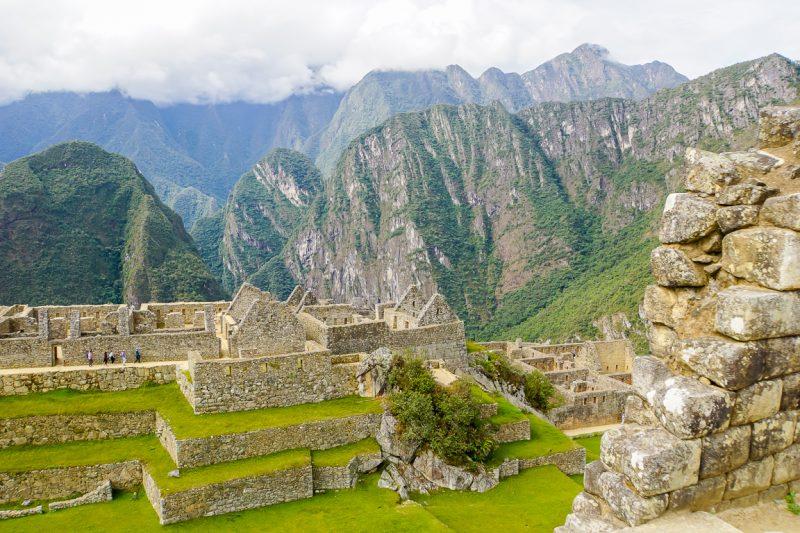 Machu Picchu in Peru bezoeken (2)