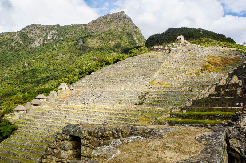Machu Picchu in Peru bezoeken (4)