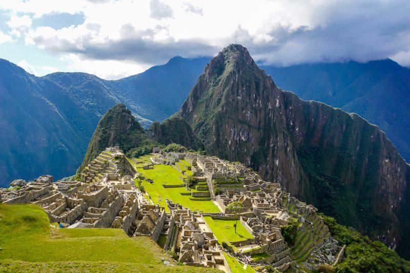 Machu Picchu in Peru bezoeken (5)