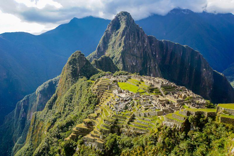 Machu Picchu in Peru bezoeken (7)