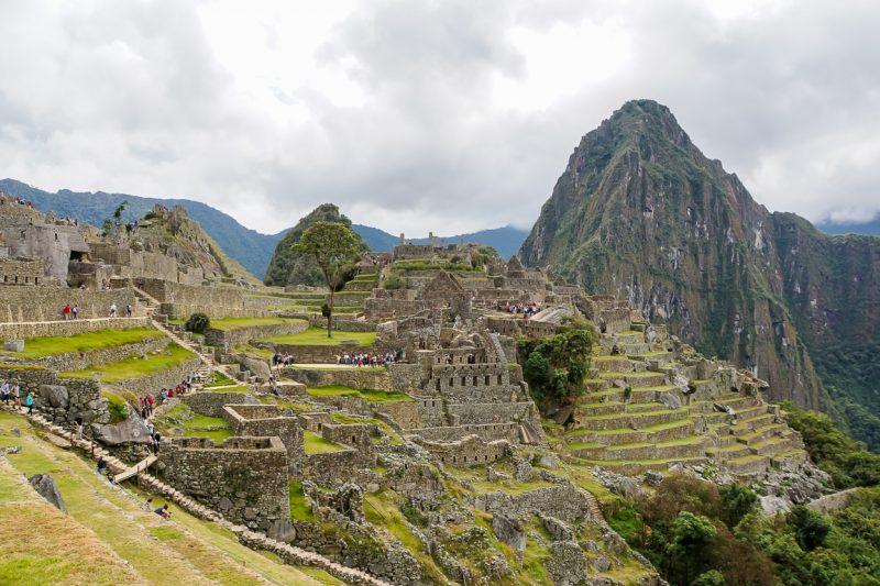Machu Picchu in Peru bezoeken (9)
