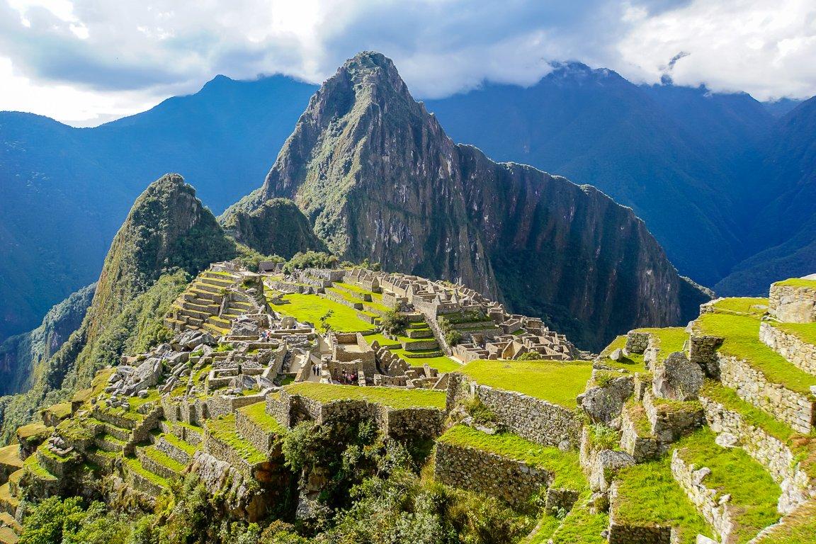 Machu Picchu in Peru bezoeken
