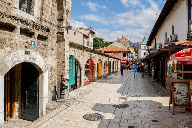 Bosnie en Herzegovina Hoogtepunten (1)