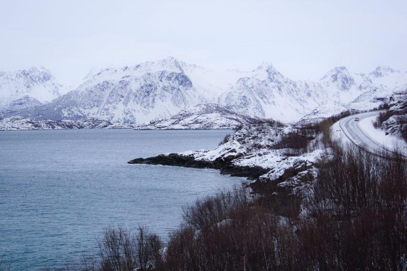 Noorwegen Lofoten Winter (1)