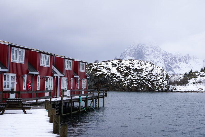 Noorwegen Lofoten Winter (3)