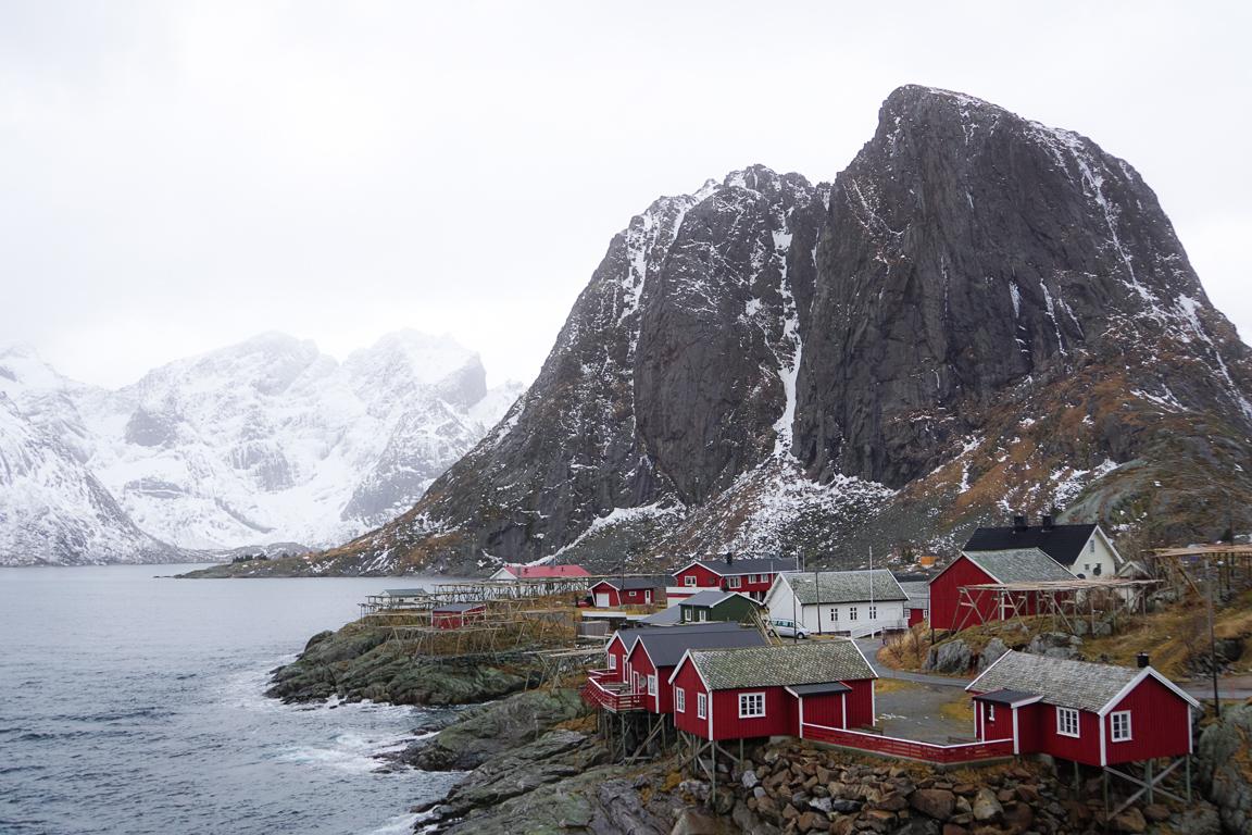 Noorwegen Lofoten Winter (6)