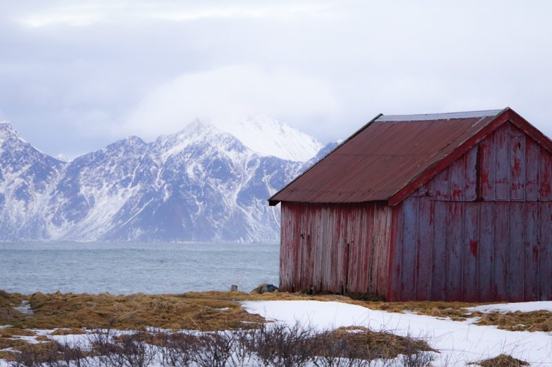 Noorwegen Lofoten Winter (9)