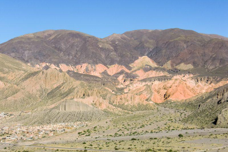 Salta Cachi Cafayate Tilcara Noord-West Argentinië (2)